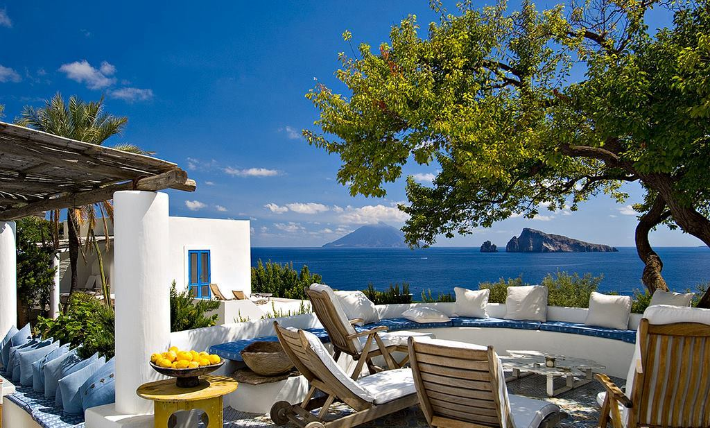 Visit of the Island of Panarea