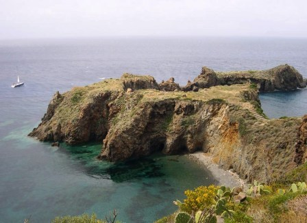 Visit of the Island of Panarea