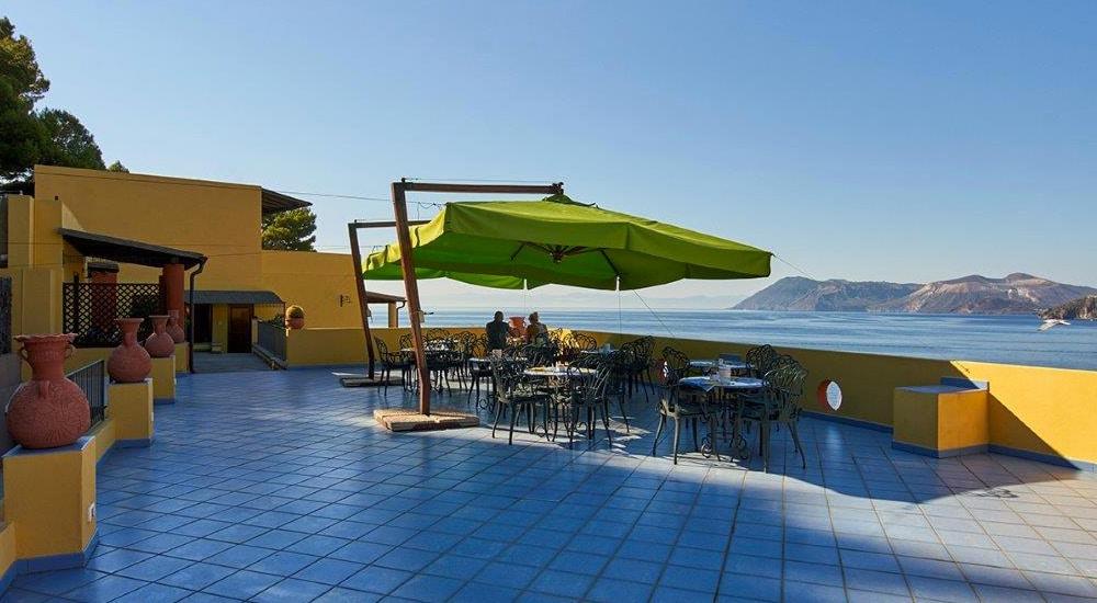 1° Giorno: Relax a Lipari