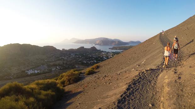 Visita dell'Isola di Vulcano