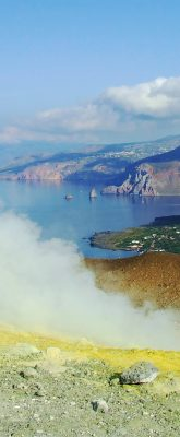 Excursions and holidays to the Aeolian Islands